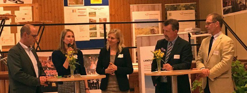 1. Dorfkonferenz 2016 im Bürgerhaus Aue