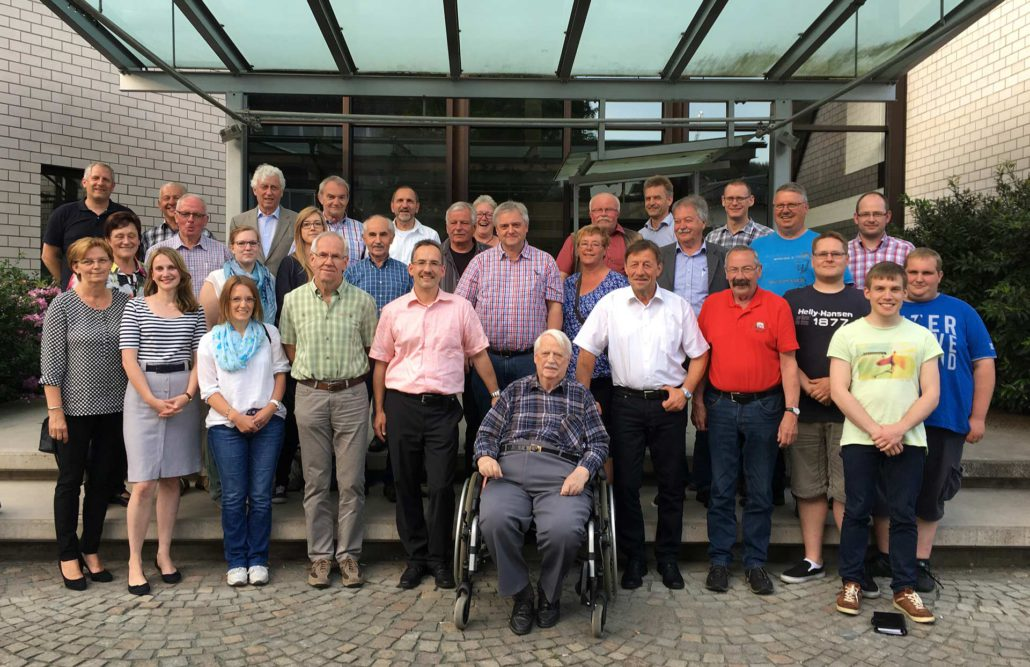 """Auftaktveranstaltung zum Thema """"LEADER"""" in Bad Laasphe"""
