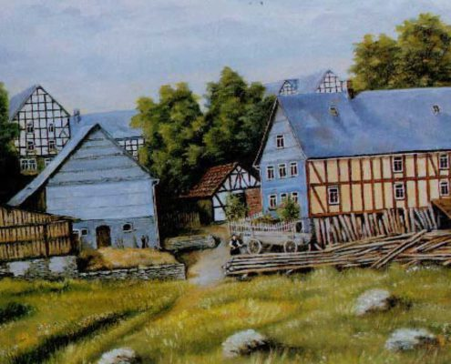 """Erlebnismühle"" Treude in Feudingen"