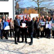 """LEADER-Kooperationsprojekt  """"Touristische Markenumsetzung dasLahntal"""""""