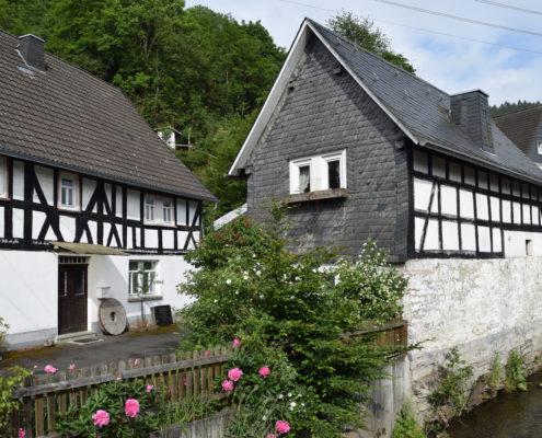 Einrichtung eines historischen Dorfarchivs im Nebengebäude der Michel Mühle in Elsoff