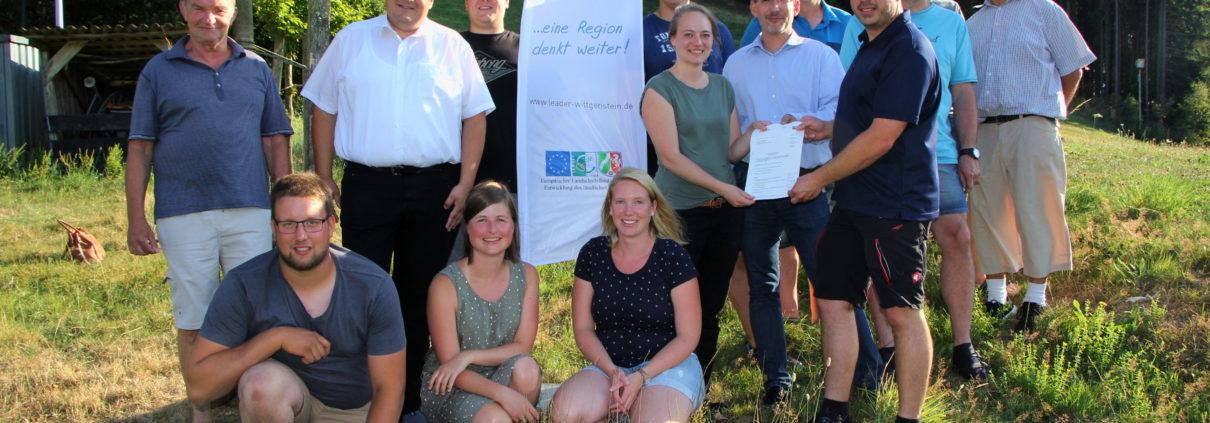 40.000 Euro für den Zauberteppich - Am Hesselbacher Gletscher kann der Winter kommen