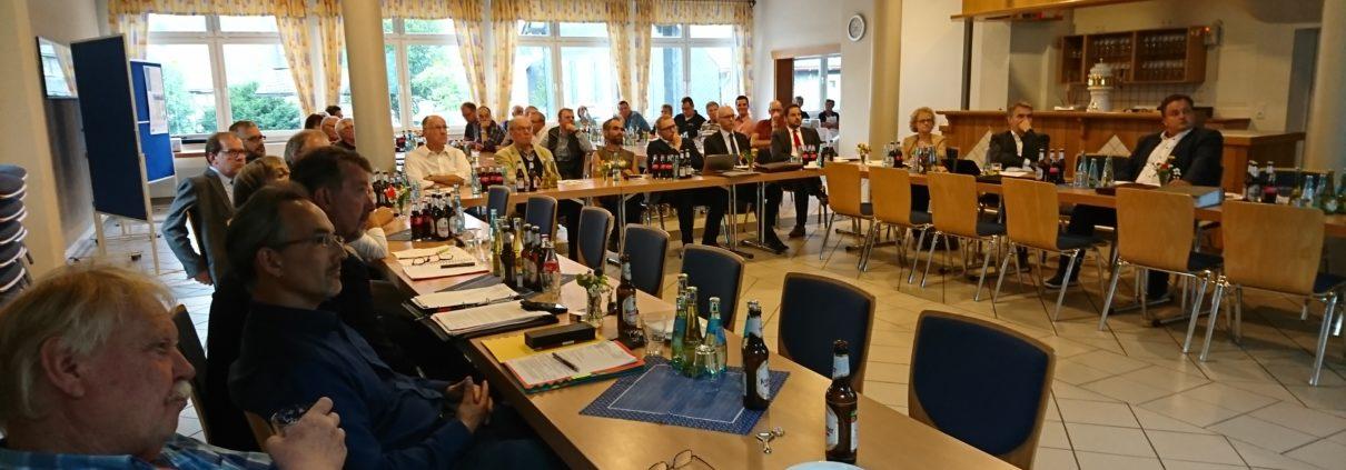 Projektschmiede und Vorstandssitzung - in unserer LEADER-Region geht es voran