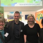 LEADER-Region Wittgenstein netzwerkt auf der Internationalen Grünen Woche