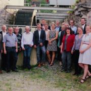 Die Mühle Treude in Feudingen wurde zur LEADER-Projektideen-Schmiede