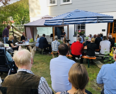 Projektideen-Schmiede am 5. November 2019