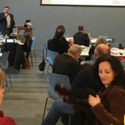 Das Zentrum Via Adrina in Arfeld wird zur LEADER-Projektideen-Schmiede