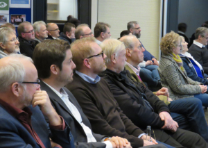 Projektideen-Schmiede am 4. Februar 2020 im Zentrum Via Adrina, Arfeld
